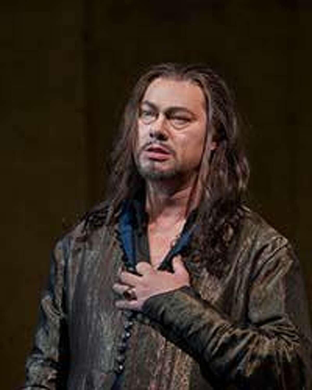 "A scene from ""Boris Godinov"" coming to the Metropolitan Opera in October and part of the Warner Theatre's Met in HD series in Torrington."