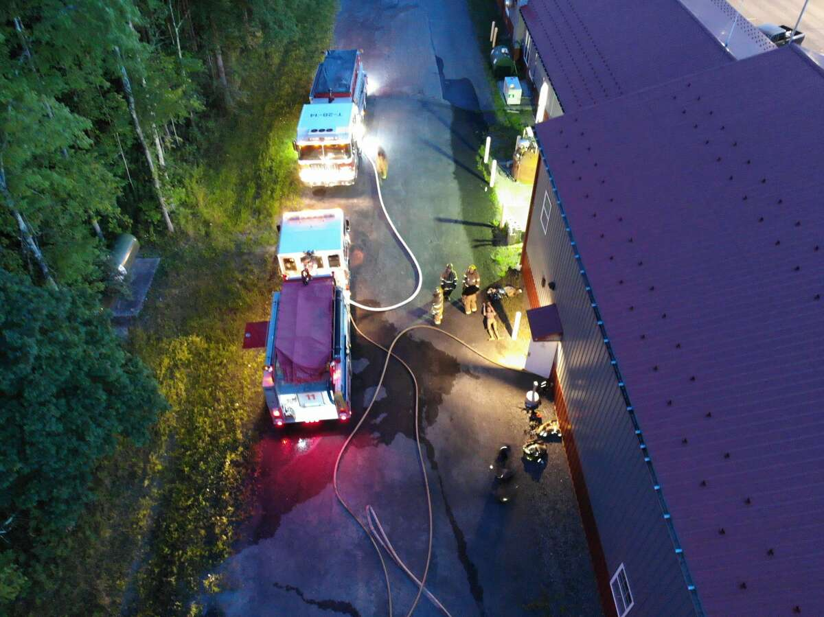 Hudson Valley Drones recently conducted a training exercise with the Gardiner Fire Department.