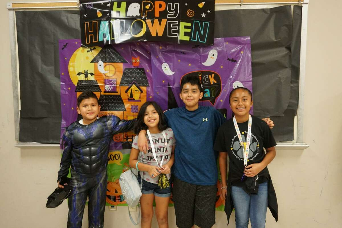 """Join in for a """"Haunted Mansion"""" themed costume party at the City of Conroe's Fresh Friday Program set for Oct. 8. Children grades 1-6 can join us for parent's night out at the Oscar Johnson, Jr. Community Center (100 Park Place) 7-11 p.m. Parents can enjoy an evening out while we make sure the kids are safe and having a blast."""