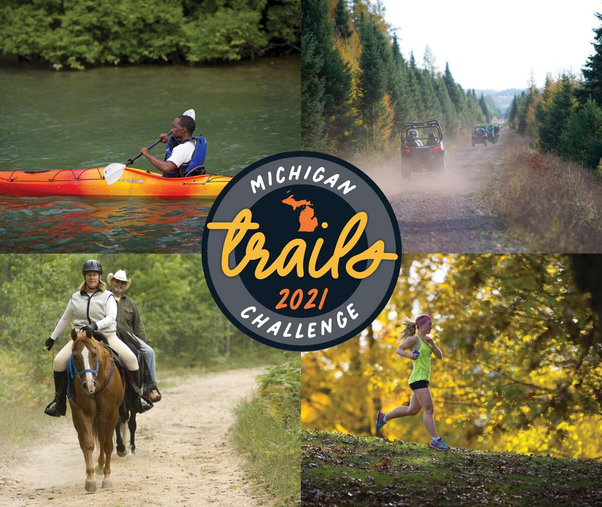 Michigan Trails Week Challenge starts Sept. 19 and ends Sept. 26.