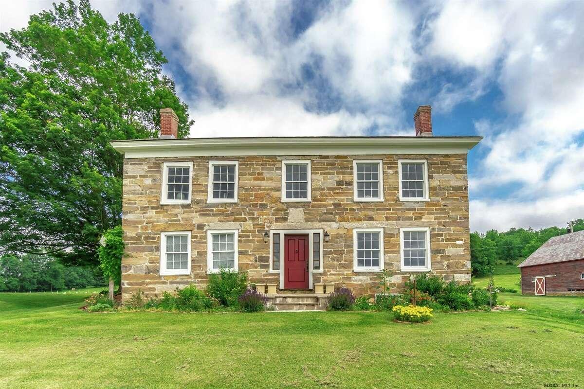 $1.2 million. 437 Deweys Bridge Road, Fort Ann. View listing.