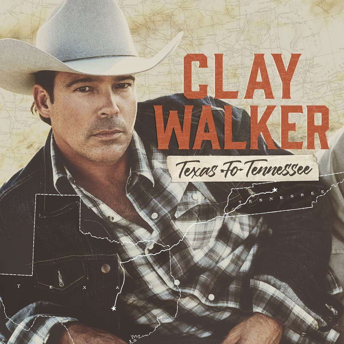 """""""Texas to Tennessee"""" by Clay Walker"""