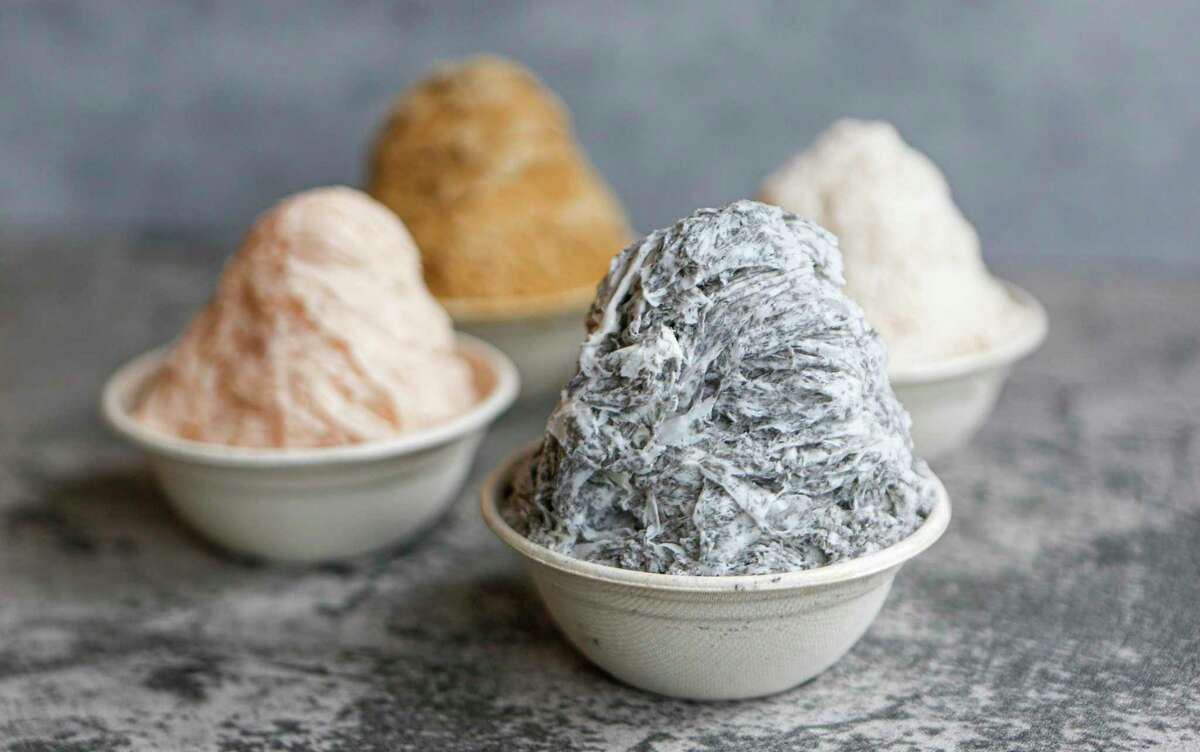 San Francisco's Powder serves up a variety of Taiwanese shaved snow desserts.