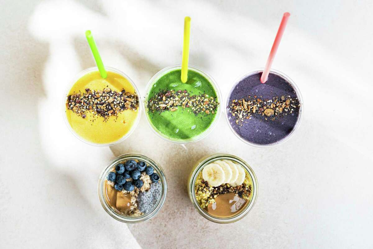 Smoothies, salads and healthy snacks are the mission of Kineapple, a new healthy food concept moving into the Pearl's Bottling Department food hall later this month.