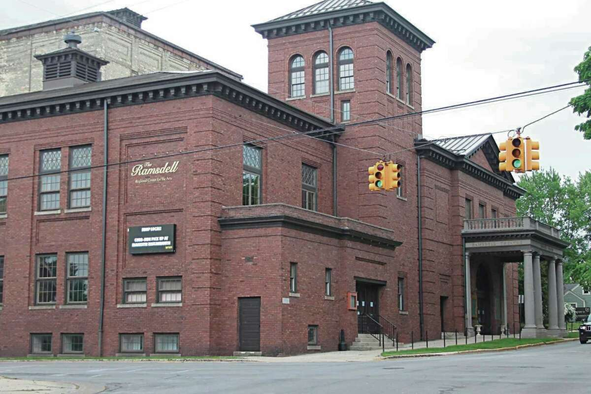 The Ramsdell Theatre isone of many historic Manistee County sites available in the virtual Manistee Historic Sites Tours. (File photo)