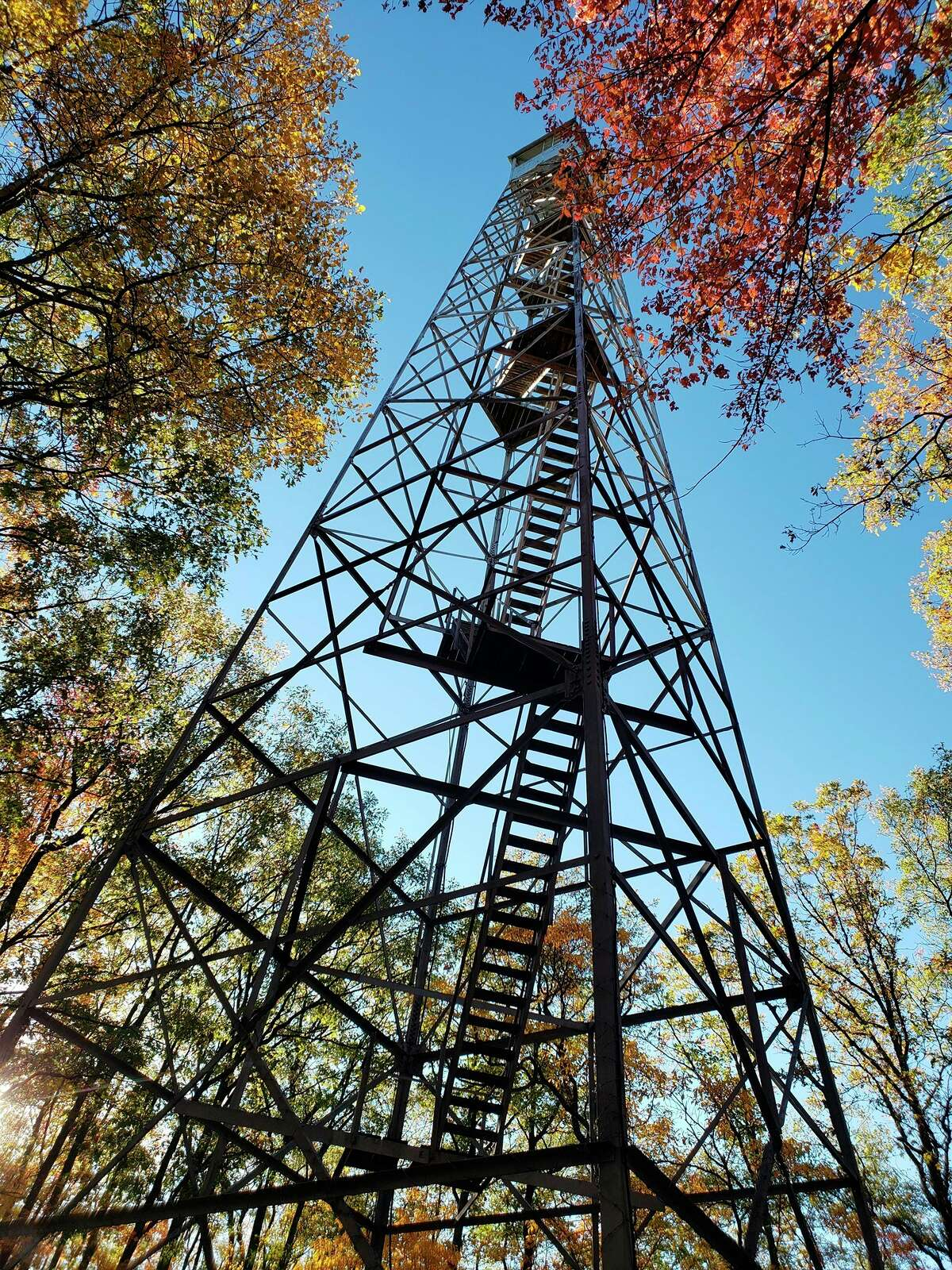 The Udell Lookout Tower is one of more than 20 historic sites which will be added to the Manistee Historic Sites Tours thanks in part to a$72,500 grant from the United States Department of Agriculture Rural Development. (File photo)