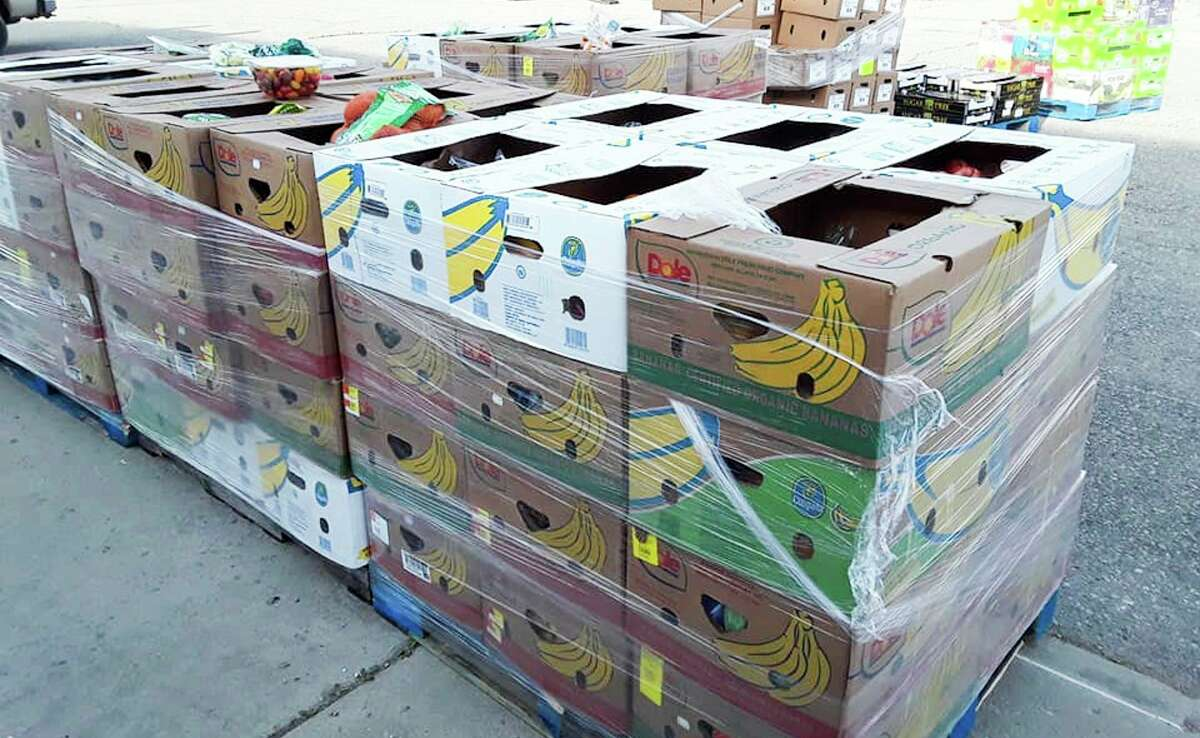 """The Food Bank of Eastern Michigan will sponsor """"pop-up"""" food pantries in Gagetown, Harbor Beach and Caseville in the coming week. (Tribune File Photo)"""