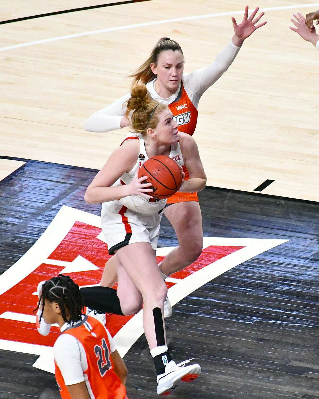 Vivian Gray and the Texas Tech women's basketball team begin the 2021-22 season on Nov.11 against Southeastern Louisiana.