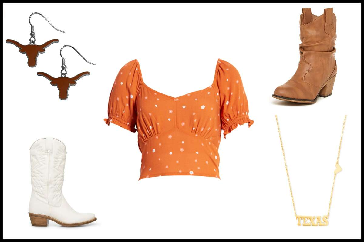 Get your hands on cute Longhorns apparel.