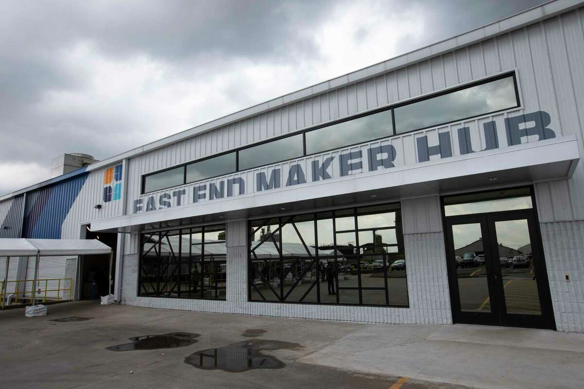 The Houston Museum of Natural Science and HTX Made signed new leases in East End Maker Hub, a 21-acre campus for traditional manufacturing, hardware innovations, fabricators and biomanufacturing and medical device companies.