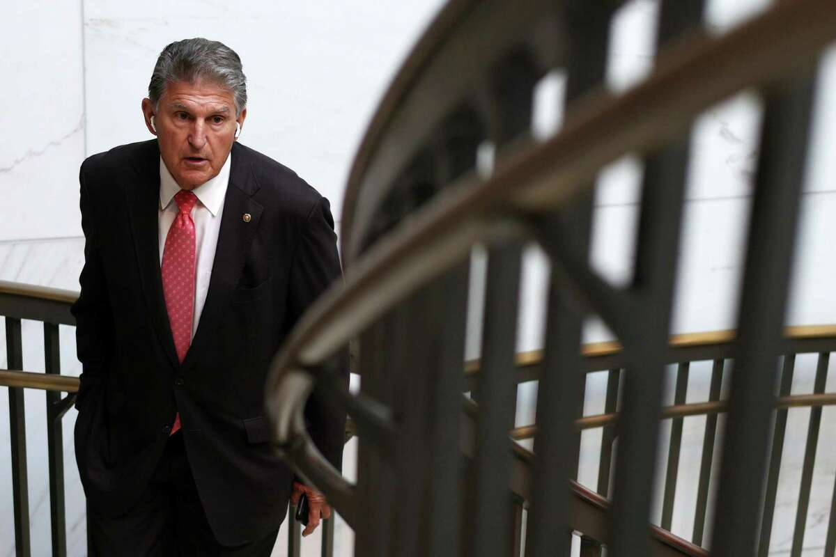 Democrats have proposed a revised voting rights bill, the Freedom to Vote Act, that is backed by moderate Democratic Sen. Joe Manchin of West Virginia.