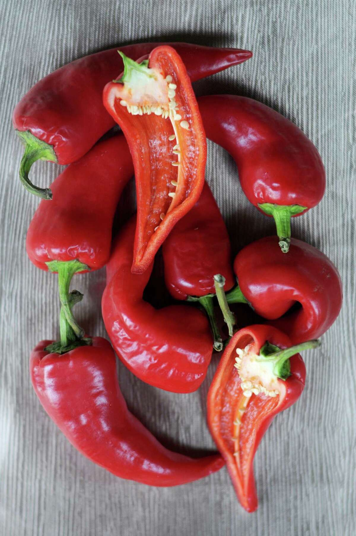 Fresno chiles, often mistaken for jalapenos, are fruity and sweet, with a mild smokiness that's ideal for sauces.