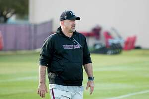 Noel Mazzone takes over as the offensive coordinator at Texas A&M after holding the same position in 2015 at UCLA.