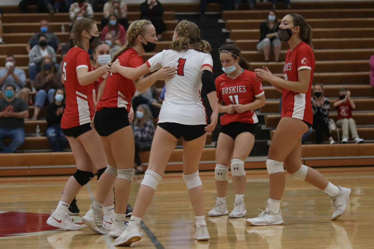 Benzie Central hosts Leland in volleyball on Sept. 14.