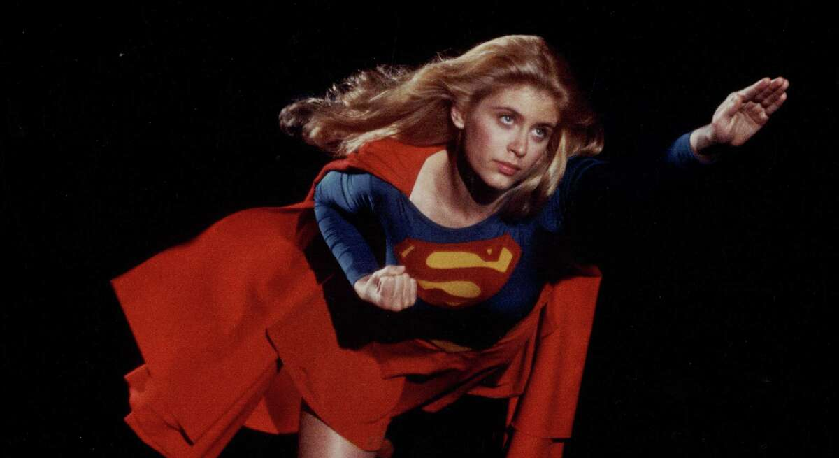 """Helen Slater's debut movie, """"Supergirl,"""" opened while she was shooting """"The Legend of Billie Jean"""" in Corpus Christi."""