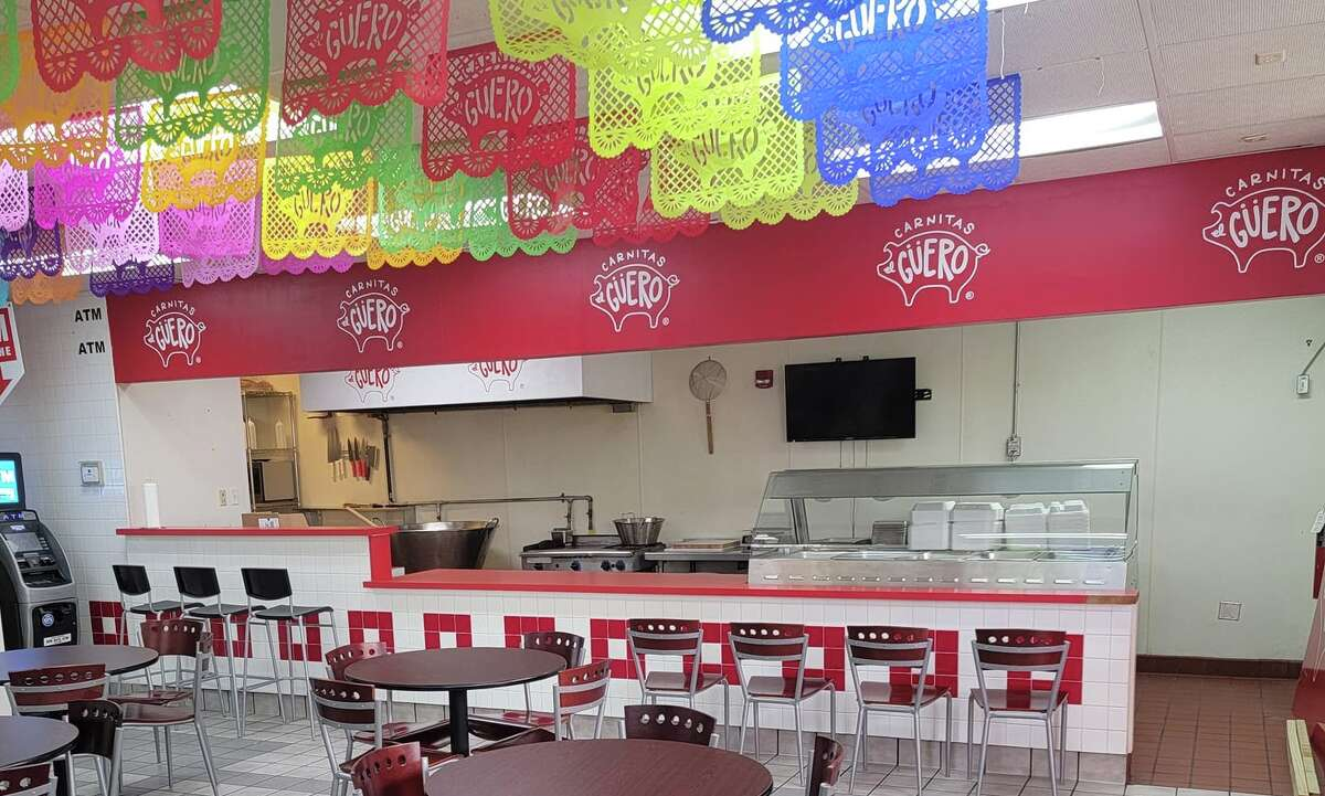 Chef and owner Gustavo Reyes opened an Alamo City extension of his popular restaurant at 10151 Culebra Road on Wednesday. The new Northwest Side restaurant will be serving its signature menu of tacos that can be filled with a variety of proteins including cueritos, buche, costilla and panza.