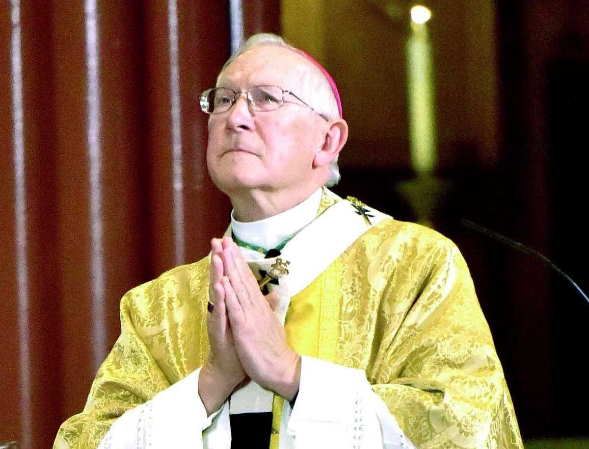 The Most Rev. Leonard P. Blair is the Archbishop of Hartford.