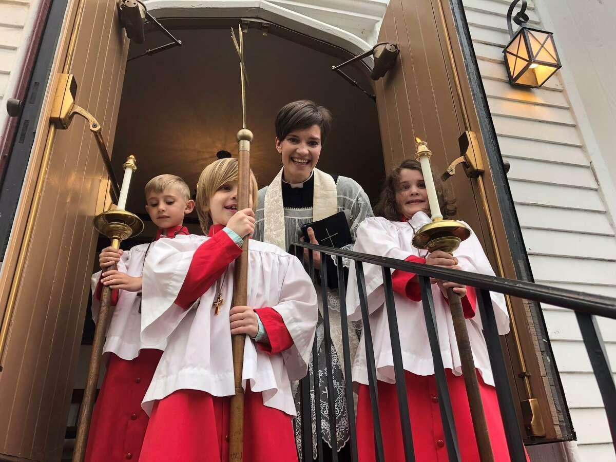 The Rev. Jane Jeuland and Christ Episcopal Church Tashua are hosting a