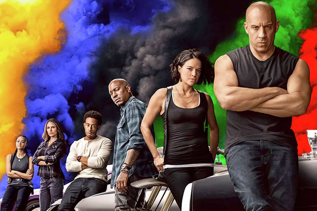 The Fast & Furious 9 movie collection for $19.99