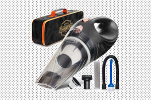 THISWORX Car Vacuum Cleaner , $20.99 when you clip the 40% off on-page Amazon coupon