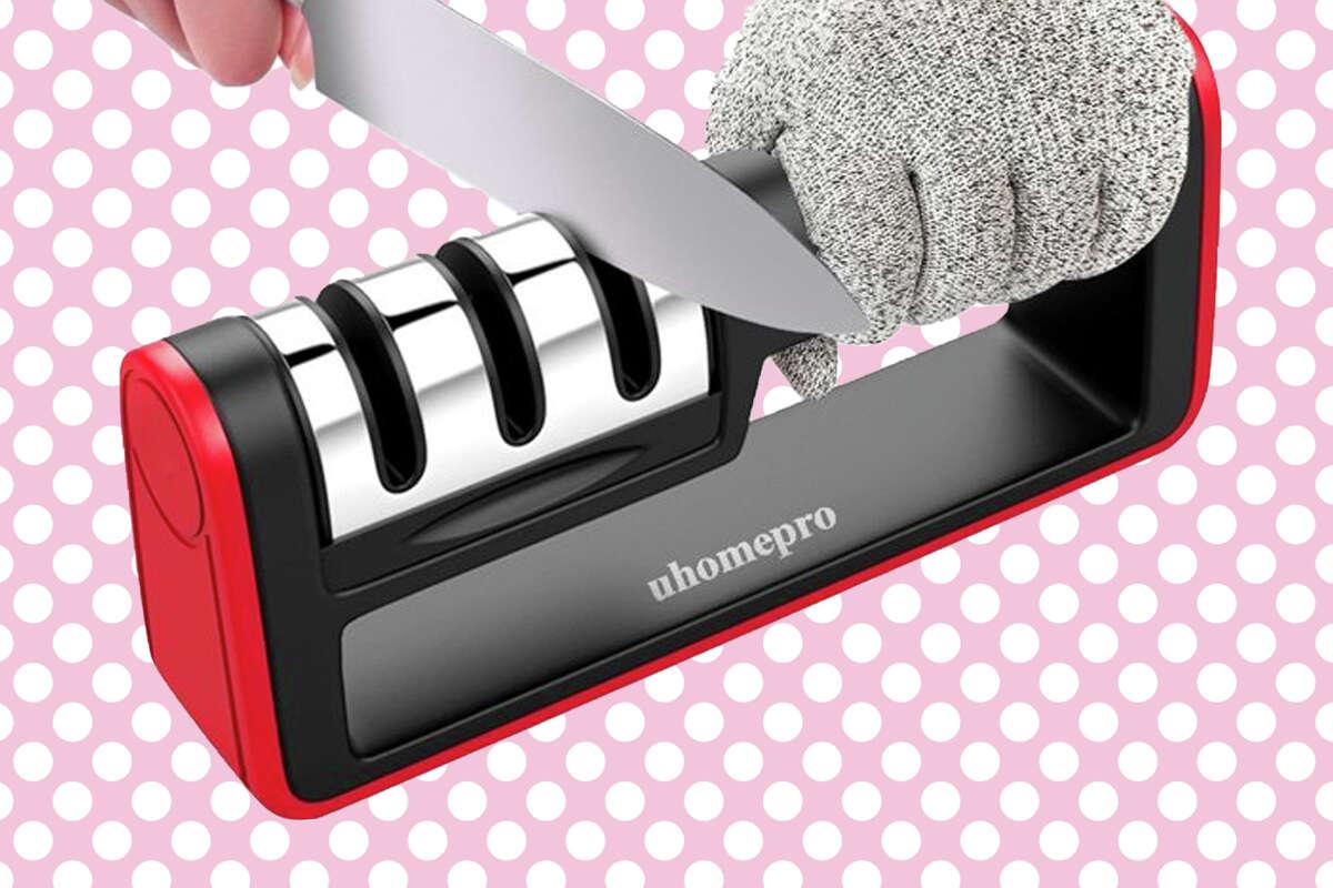 3-stage knife sharpener at Walmart
