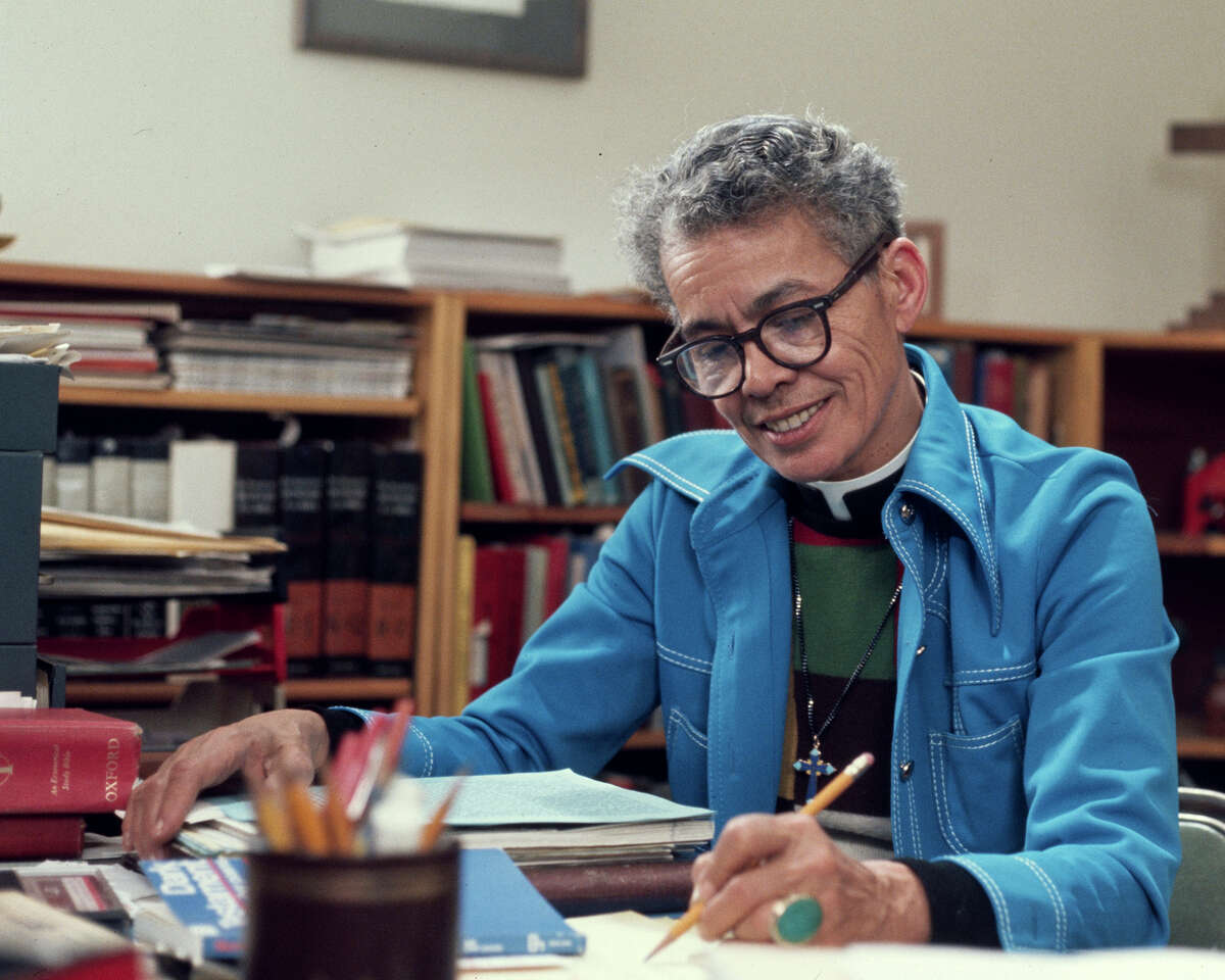 """Poet, activist, legal scholar, teacher and Episcopal priest Pauli Murray is the subject of the documentary """"My Name Is Pauli Murray."""""""