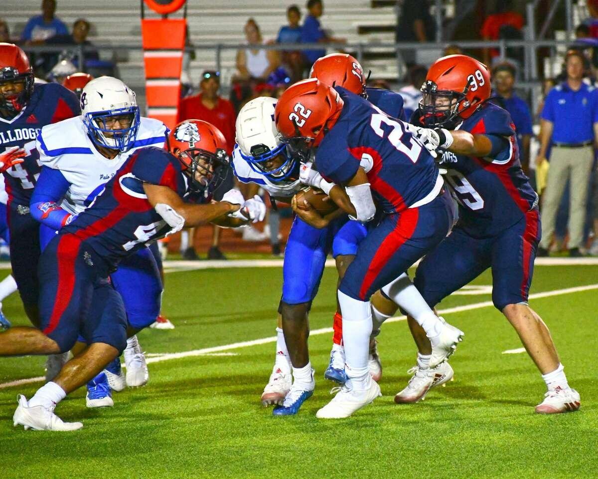 Plainview will try to wrap up the Dumas Demons during this week's non-district football game on Friday in Greg Sherwood Memorial Bulldog Stadium.
