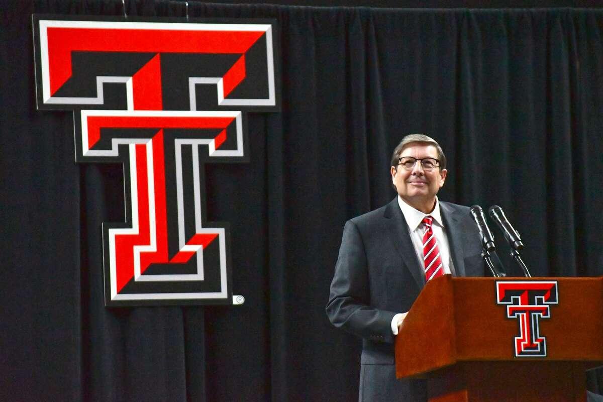 Head coach Mark Adams and the Texas Tech men's basketball team will host Texas on Feb. 1.
