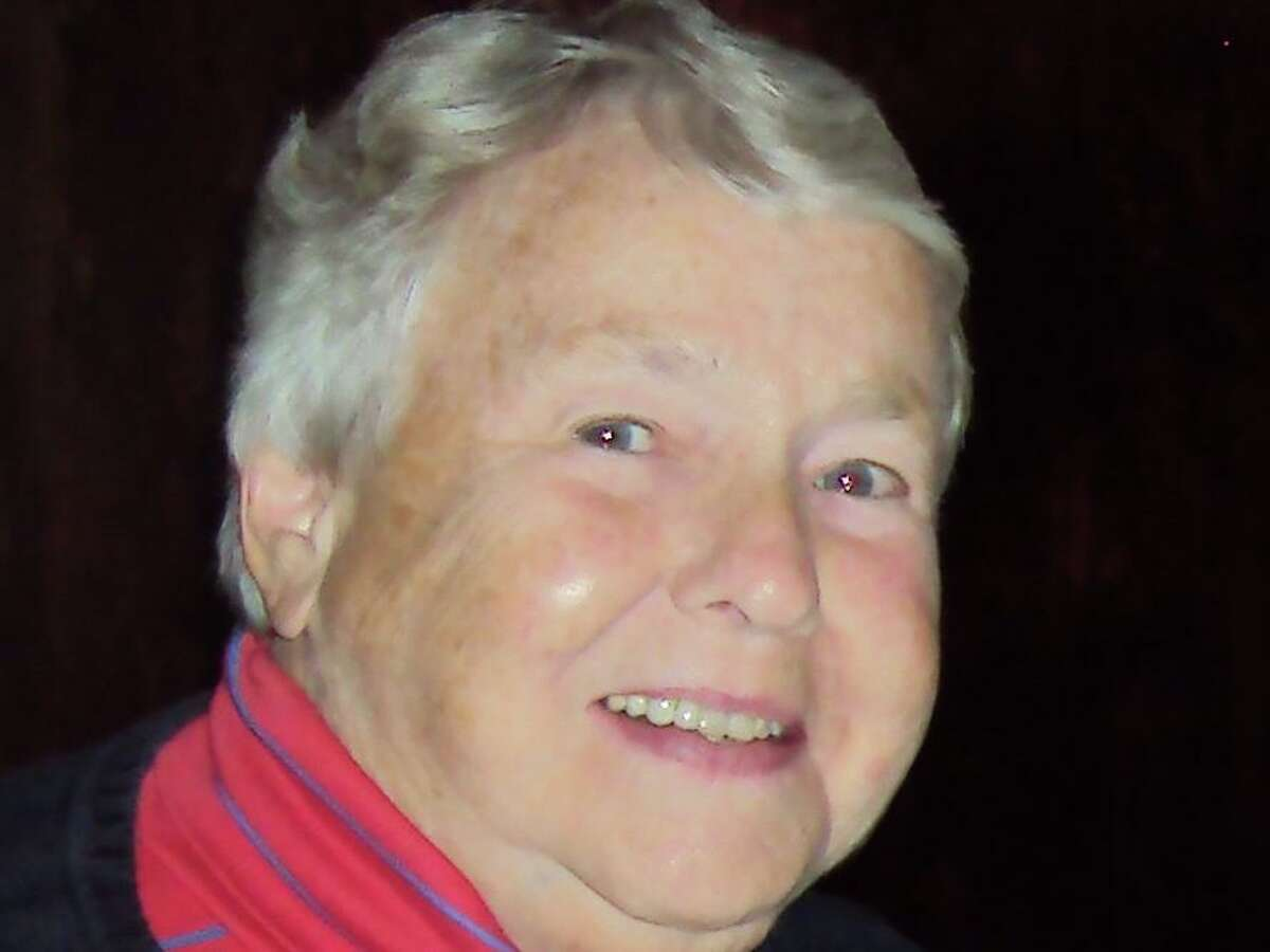 Sister Jeanne Snyder, RSM, is a Sister of Mercy