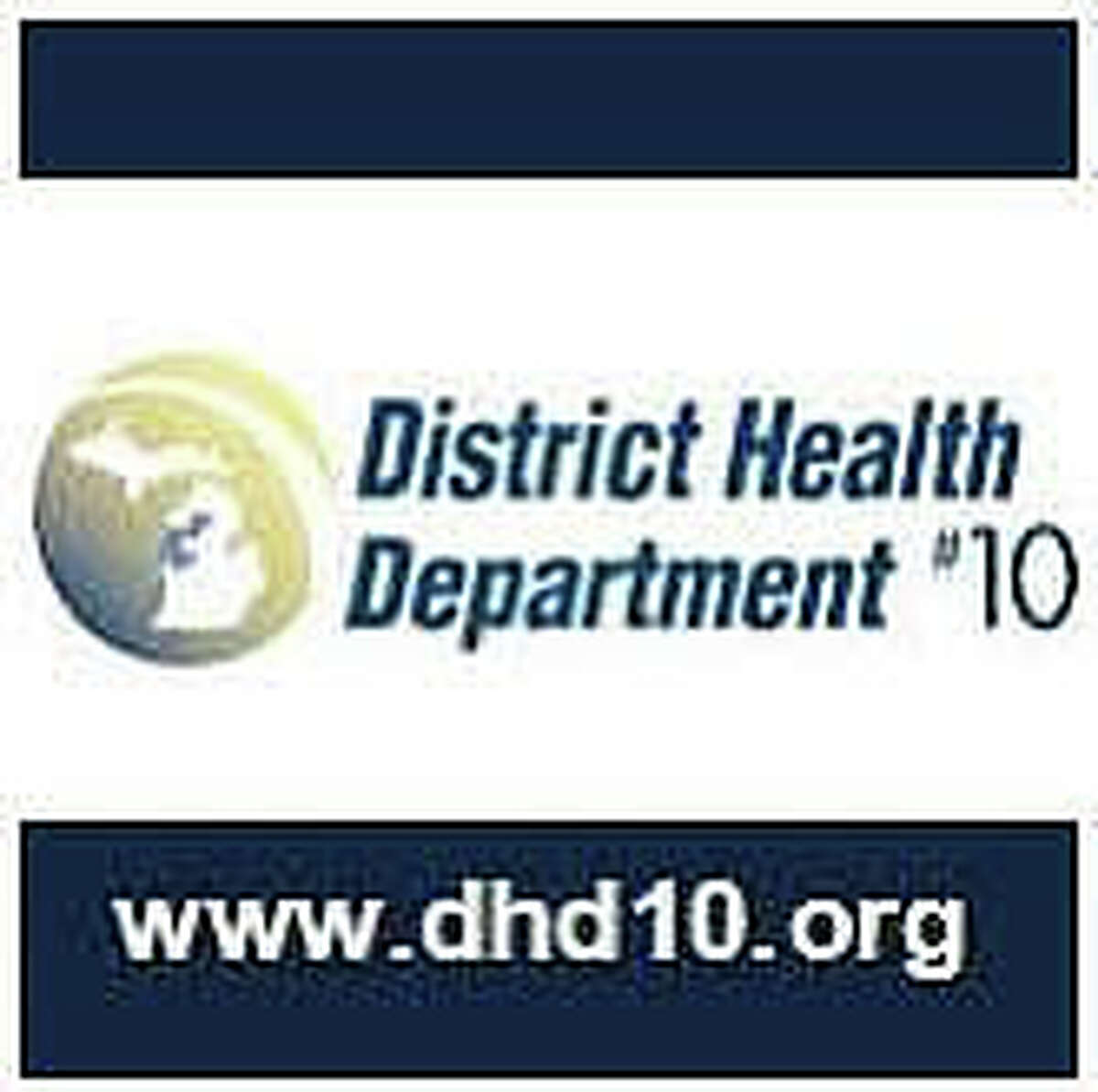 District Health Department #10 covers 10 counties including Manistee County.
