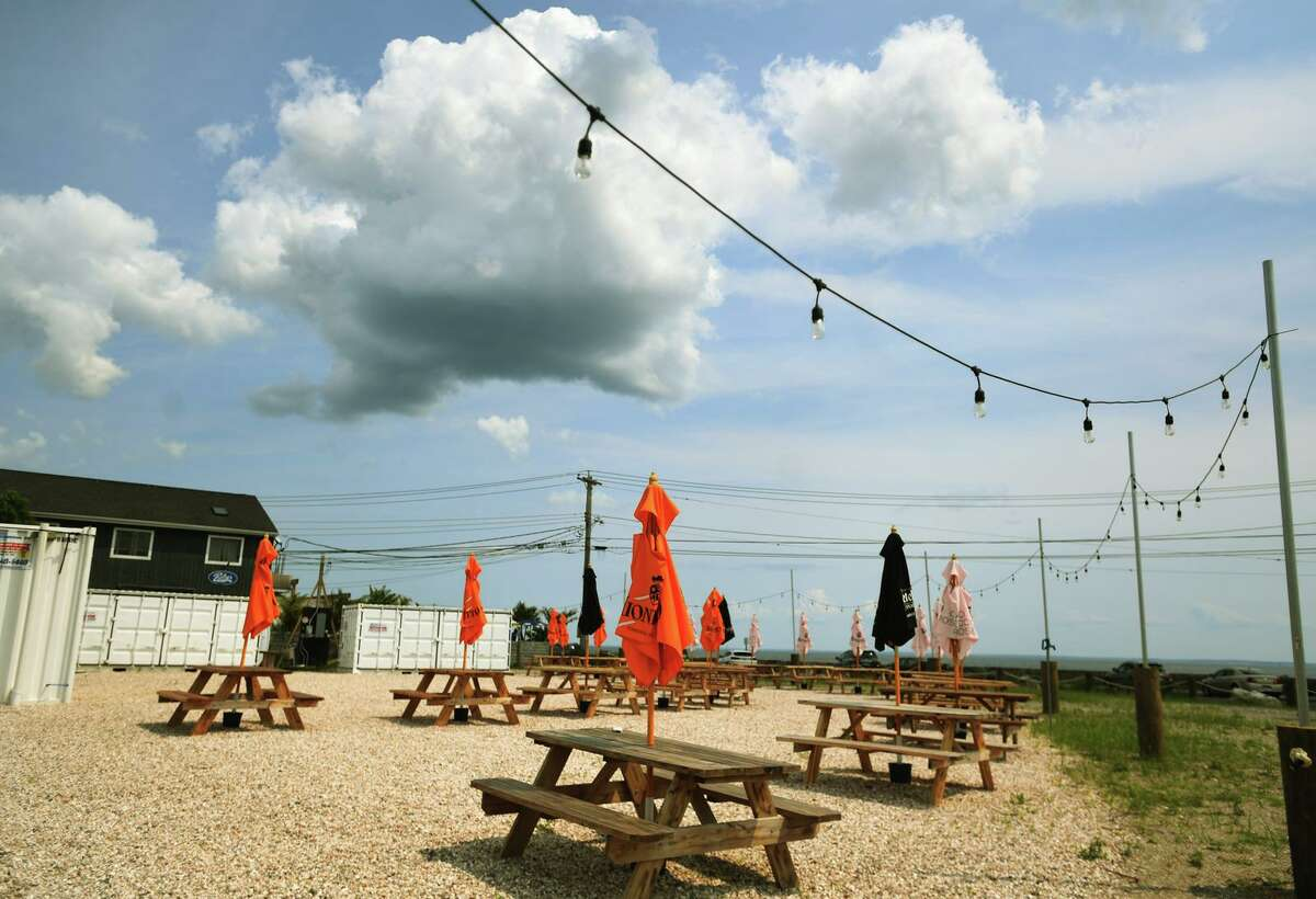 Little Pub's owner is not sure what he will do with the .65-acre lot at Washington Parkway and Beach Drive in Stratford, Conn.