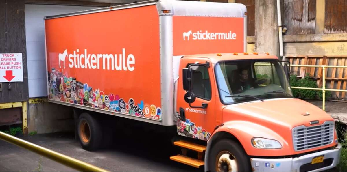 Sticker Mule, an international manufacturing and sticker company in Amsterdam, New York is hiring remote customer service workers for $20 an hour plus benefits.