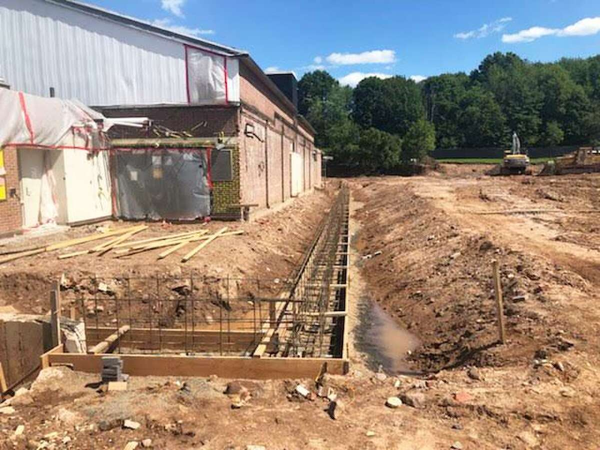 Work has begun on the new Middletown Recreation Center at the site of the former Woodrow Wilson Middle School, 1 Wilderman's Way. The concrete footings are in for the south side of the building, and much more is in the planning stage.