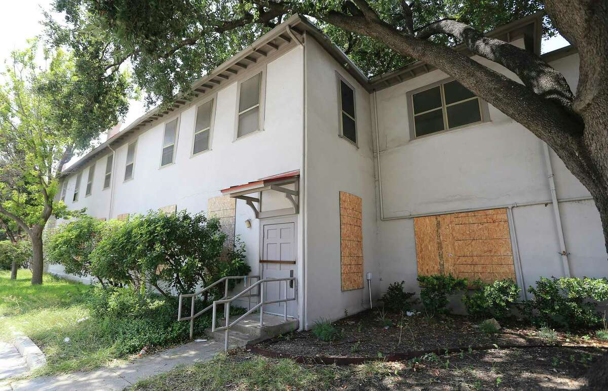 """The city's Historic and Design Review Commission on Wednesday voted to support the historic designation of the an 1880s former brothel where Butch Cassidy and his gang were said to have once stayed in a southwest section of downtown once known as """"Laredito."""" From the 1930s to the 1960s, the site was expanded to serve as an orphanage and youth shelter."""