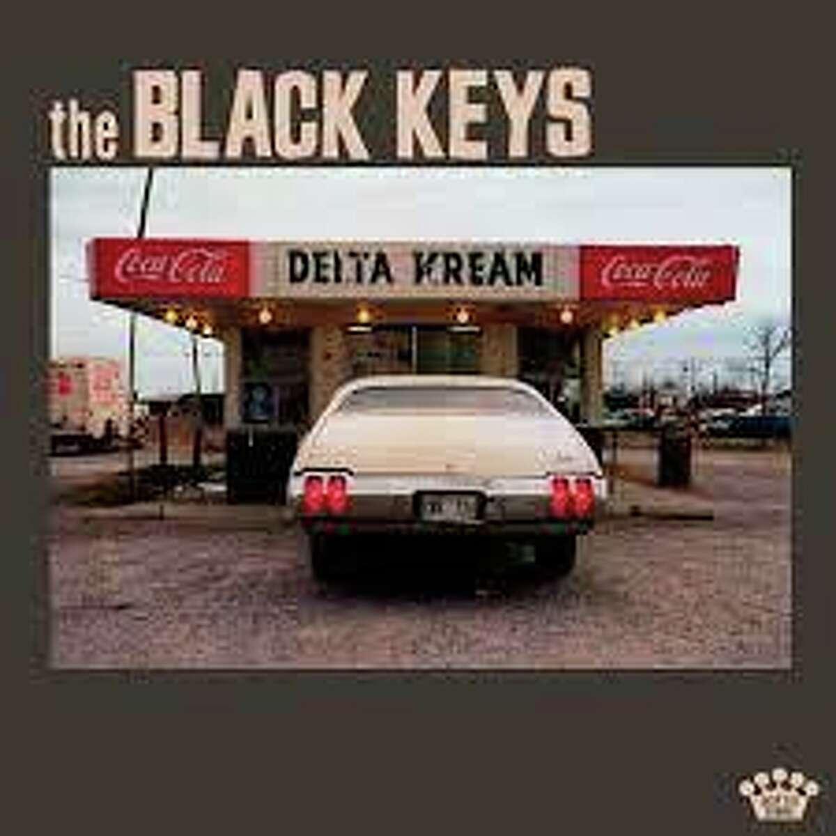 """Portada del disco """"Delta Kream"""" de The Black Keys."""