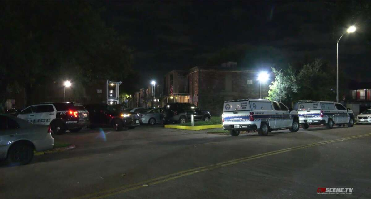 A man who police said they believe was homeless was found stabbed to death in southeast Houston late Wednesday, authorities said.
