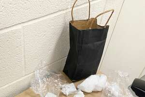 It was estimated that there was roughly 660 grams of the various drugs recovered Wednesday, but an exact amount was not available as of Thursday morning.
