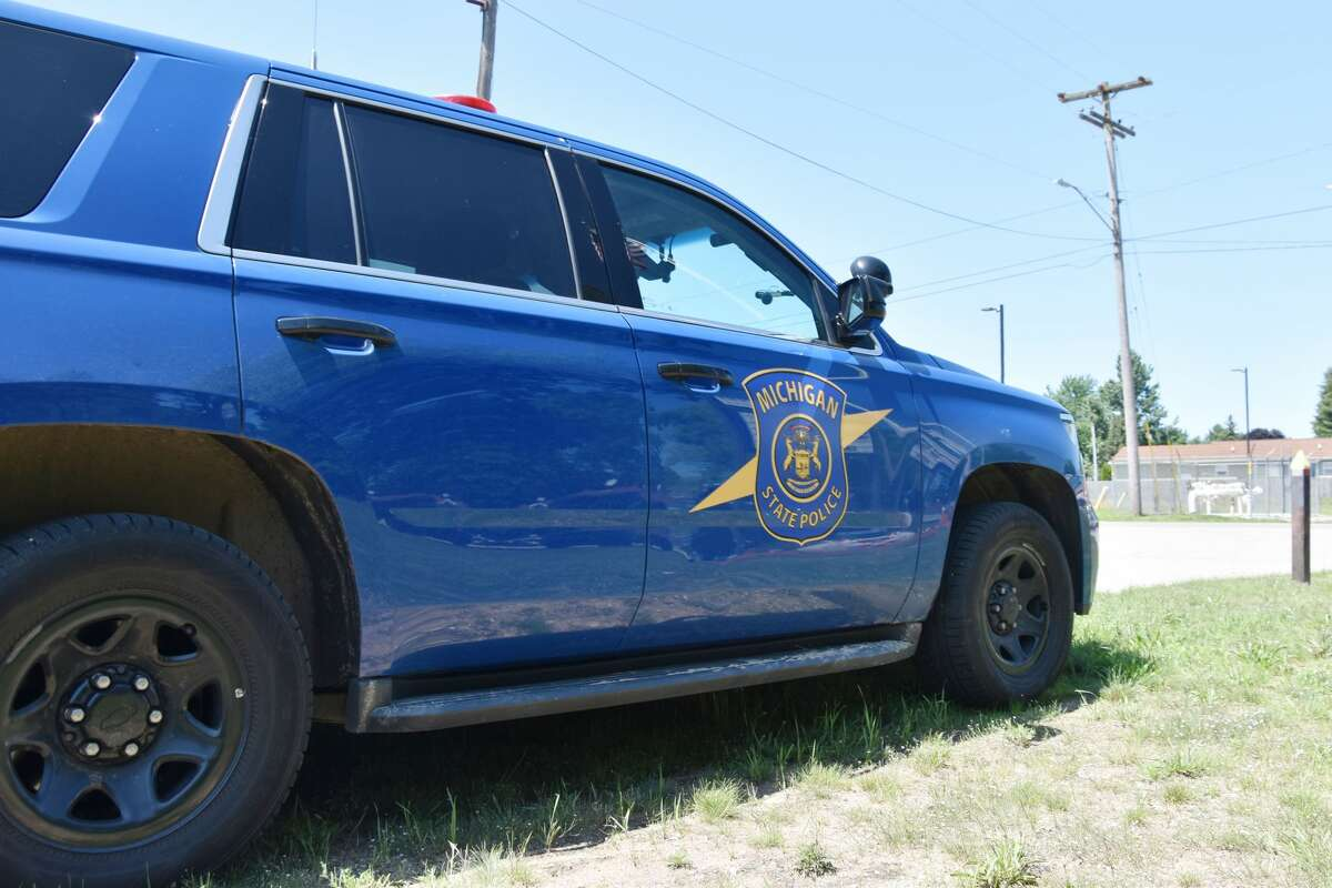 A 19-year-old was arrested in Manistee late yesterday afternoon after he was reported by police to have an outstanding warrant.