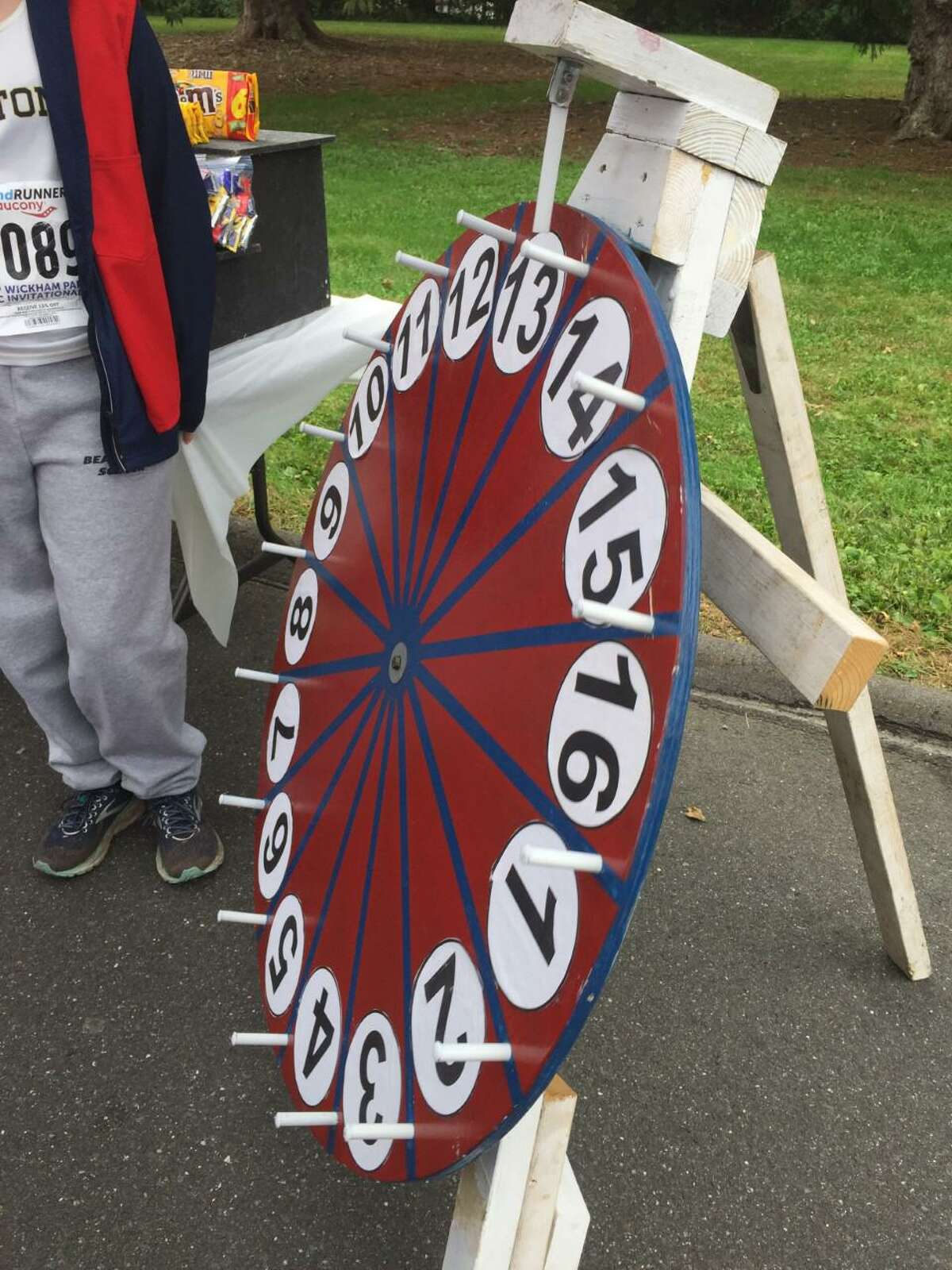 The St. Francis of Assisi Parish Family Fun Carnival at 35 Norfield Road in Weston, is taking place on the event's eleventh anniversary, from noon to 6 p.m., Oct. 2, and Oct. 3, rain, or shine. Games for people of all ages, are shown.