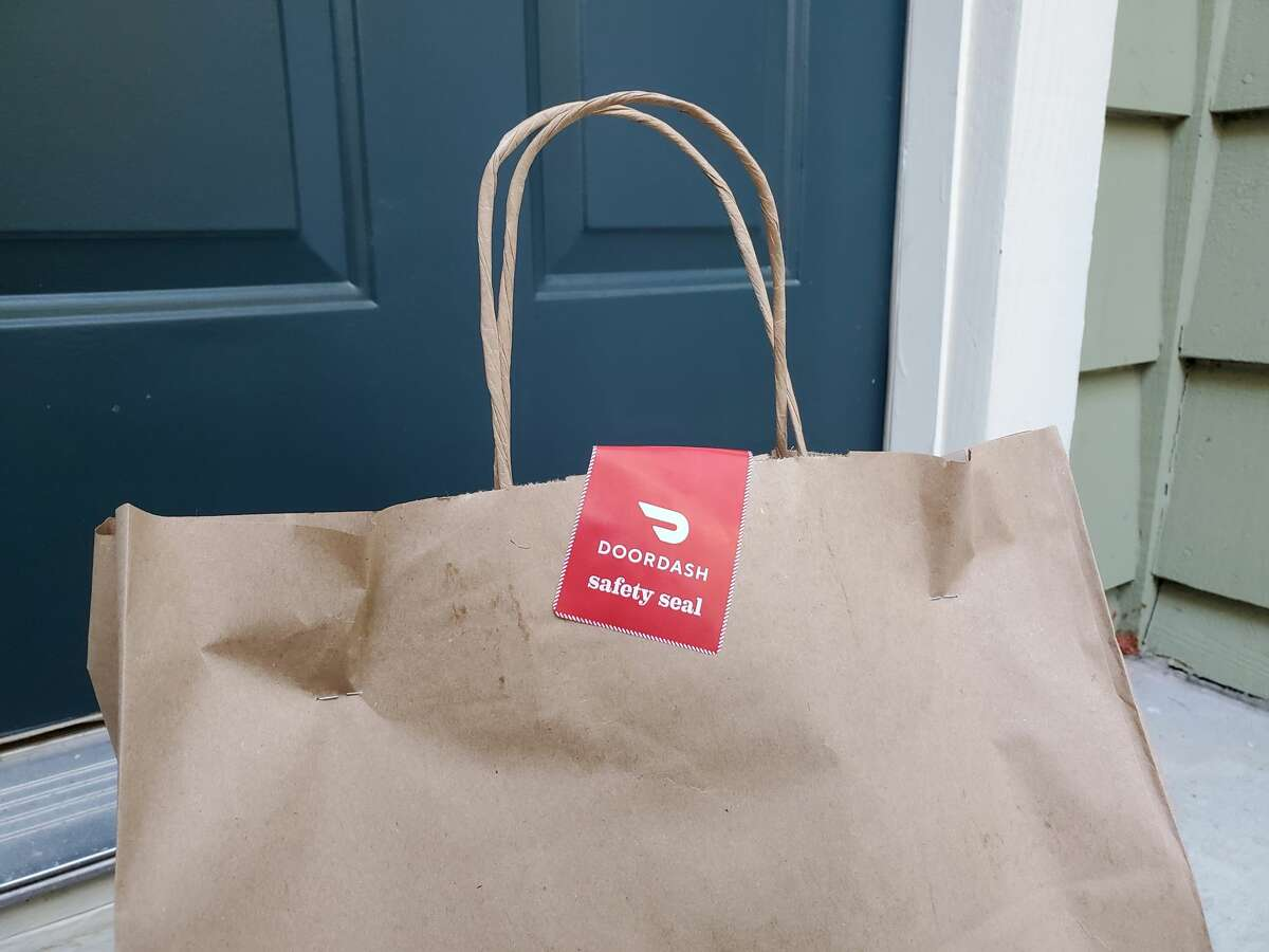 A local DoorDash delivery worker said she faced harassment from customers after delivering a food order late Wednesday night.