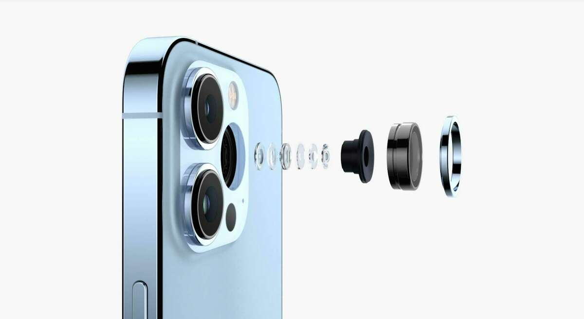 The iPhone 13 Pro and iPhone 13 Pro Max feature Apple's most significant camera system upgrade yet.