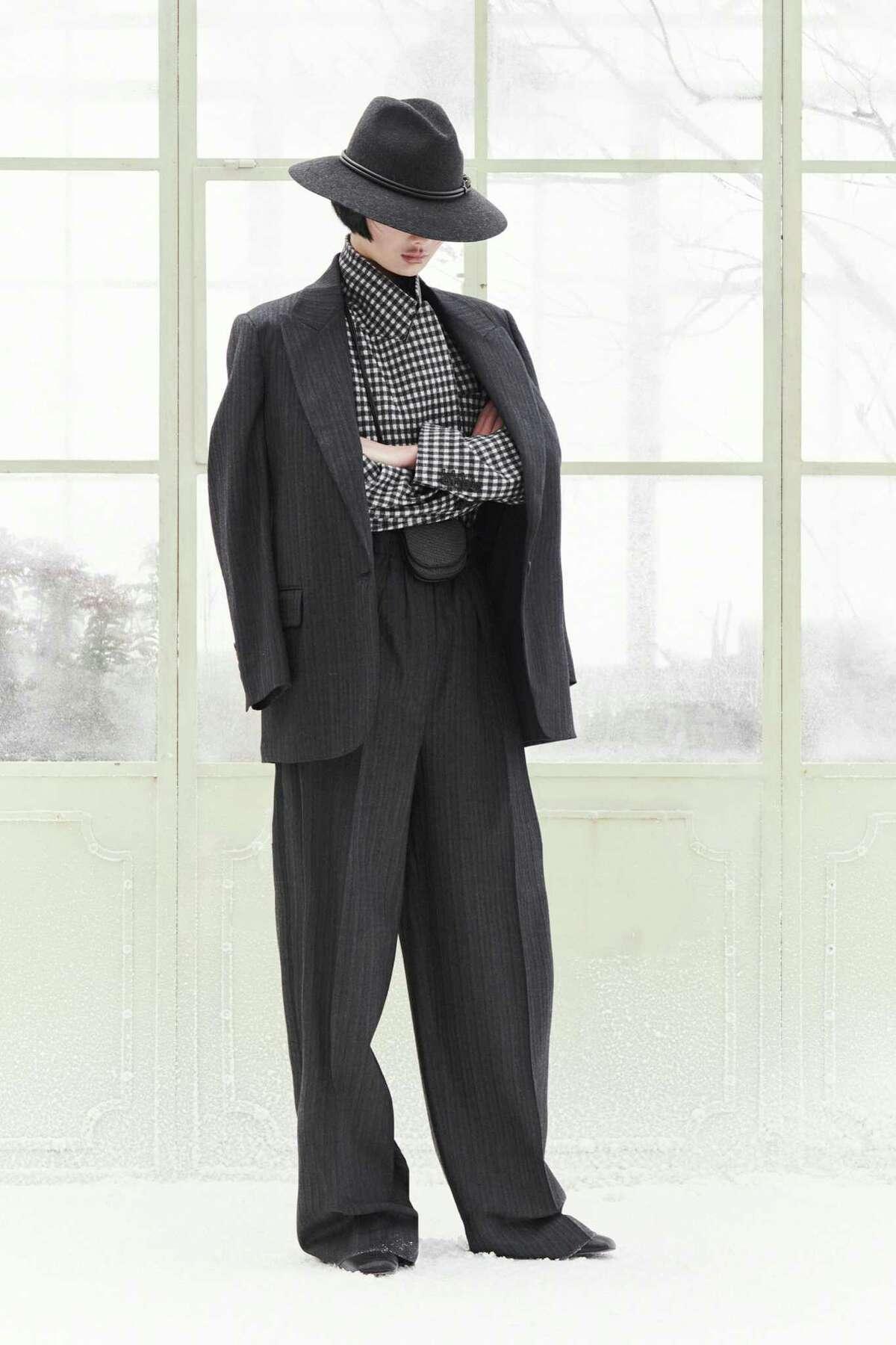 Sharp-dressed woman BRUNELLO CUCINELLI