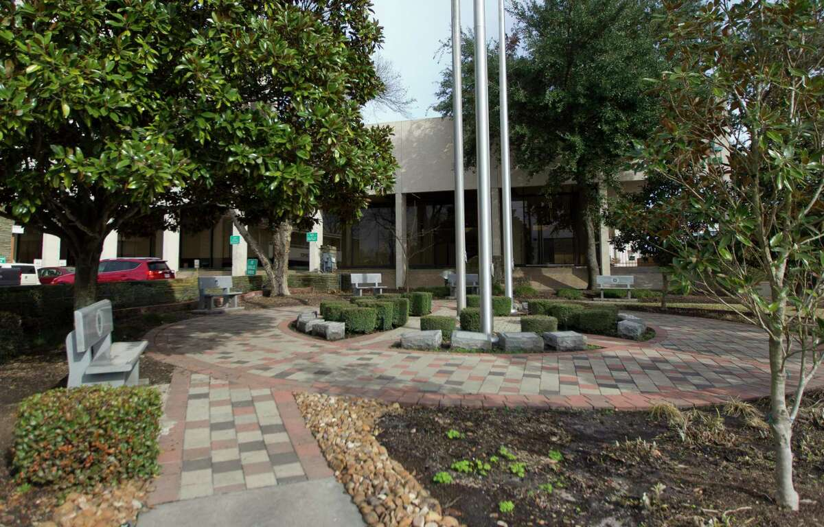 A proposal from the city of Conroe to lease the decommissioned veteran's park in downtown, seen in this file photo, gained no support from Montgomery County commissioners Tuesday.