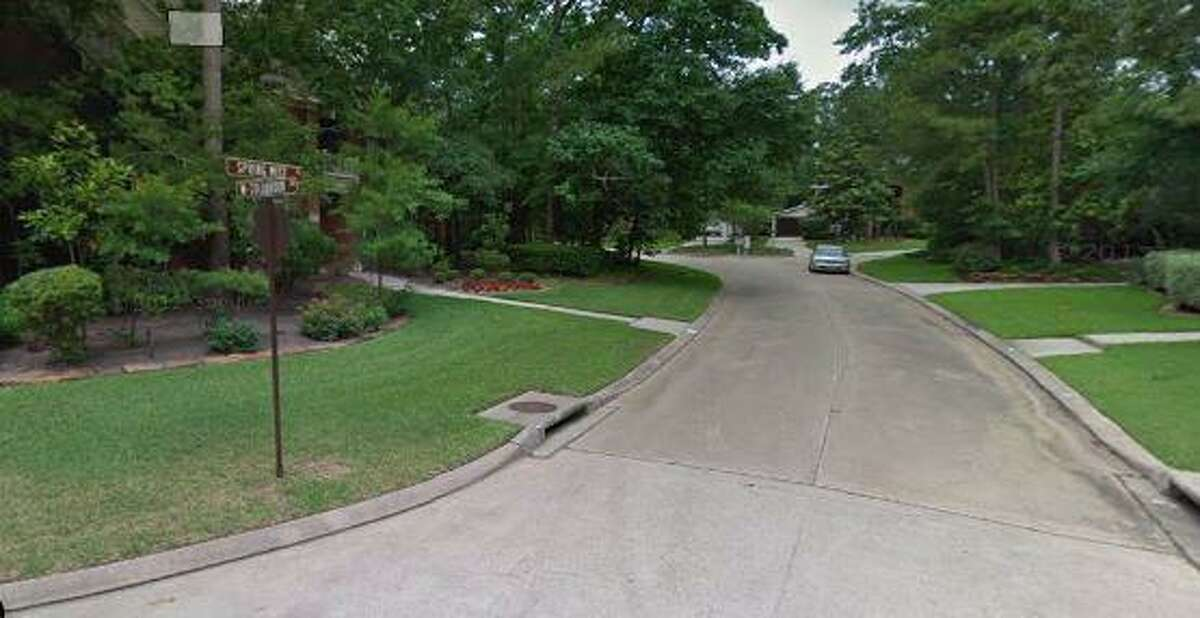 An altercation between area school students led to a gun being fired multiple times Tuesday in this residential street in The Woodlands.