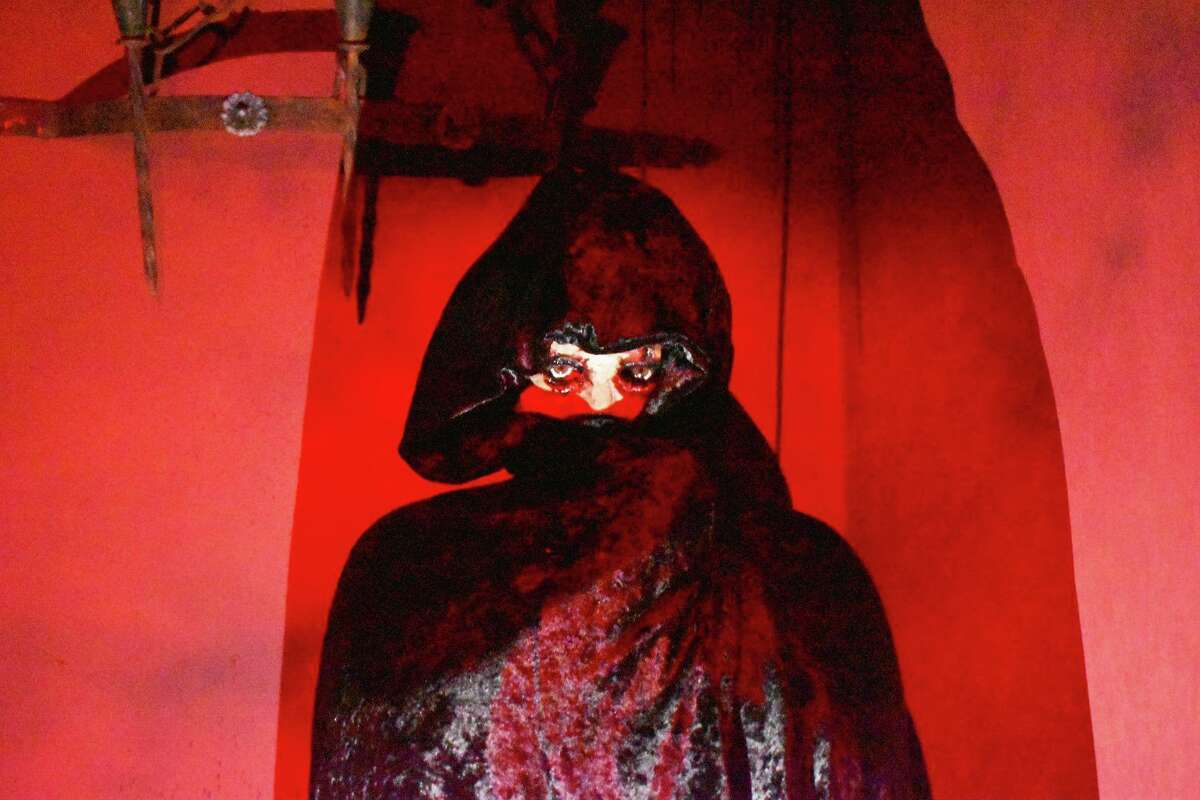 Lyman Orchards in Middlefield will host the Evidence of Evil Haunted Attraction for Halloween season every Friday, Saturday and Sunday in October.