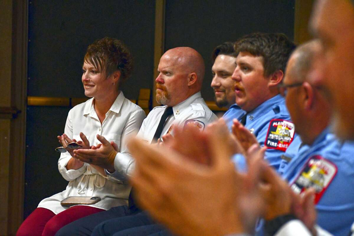 The Plainview City Council unanimously affirmed the appointment of Fire Chief Bobby Gipson on Tuesday, Sept. 14, 2021.