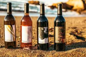 """Several of Serrano Wine's offerings are """"Harry Potter""""-themed."""