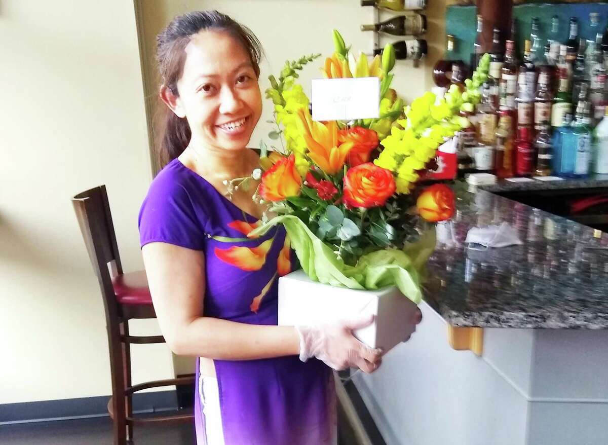 Chu Ngo co-owns Lan Chi's Vietnamese Restaurant and Bar at 505 Main St. in Middletown with her husband Lam Nguyen.
