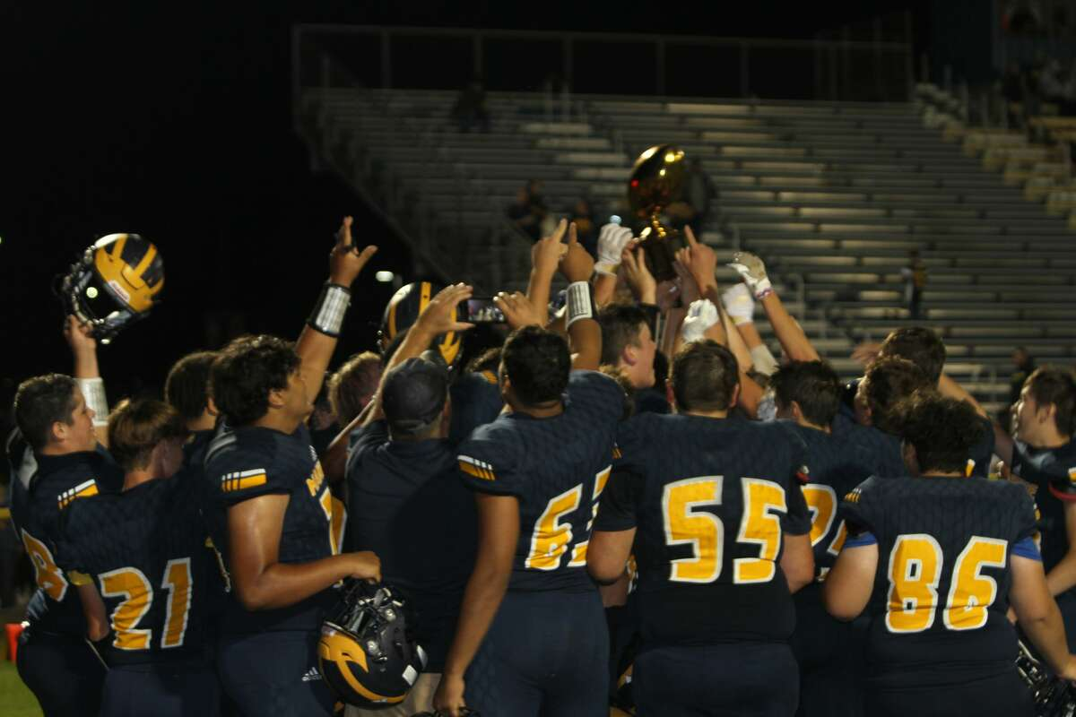 Manistee football defeated Ludington for the second year in a row on Friday, Sept. 10.