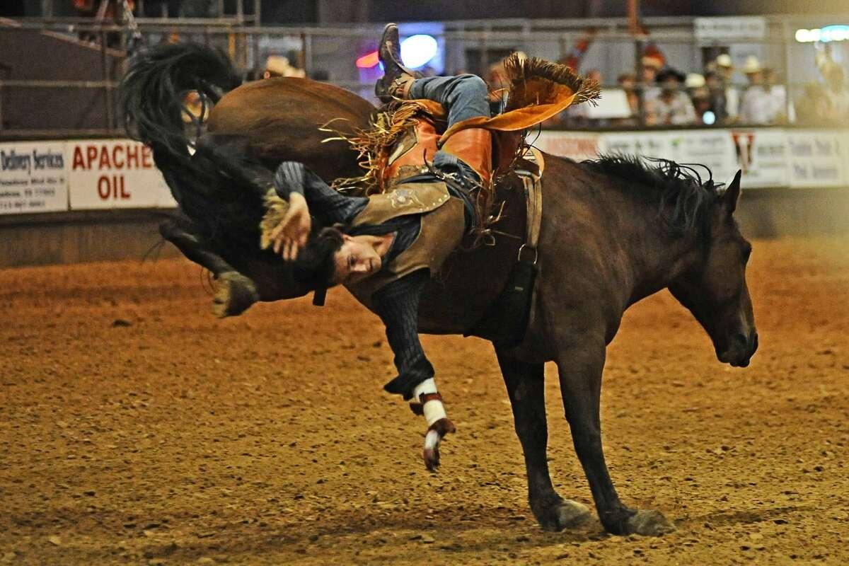 The Pasadena Livestock Show and Rodeo will be at the Pasadena Fairgrounds Sept. 24 through Oct. 2.